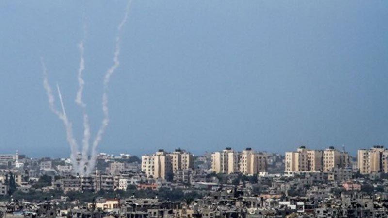 عدوان صهيوني جديد على غزة .. والمقاومة الفلسطينية تردّ