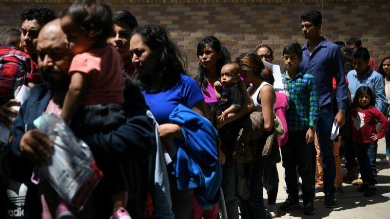 واشنطن: لا جنسية أو إقامة دائمة للمهاجرين الفقراء