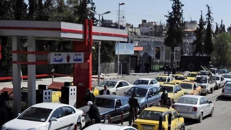 شحنة نفطية إيرانية إلى سوريا لتخفيف أزمة الوقود