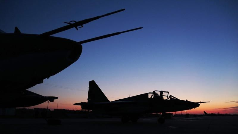 """القوات الروسية تصدّ هجومين على قاعدة """"حميميم"""""""