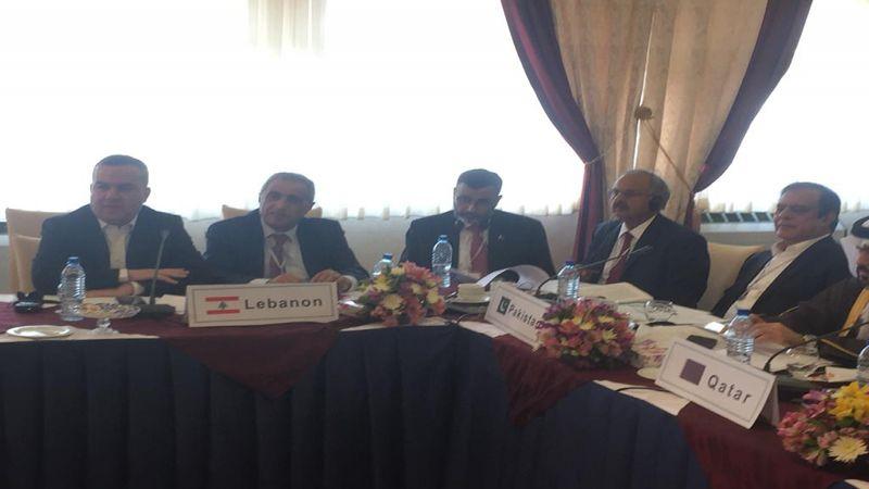 """النائب فضل الله من أصفهان: فلسطين ليست للبيع..ولبنان الرسمي والشعبي رفض """"الصفقة"""""""