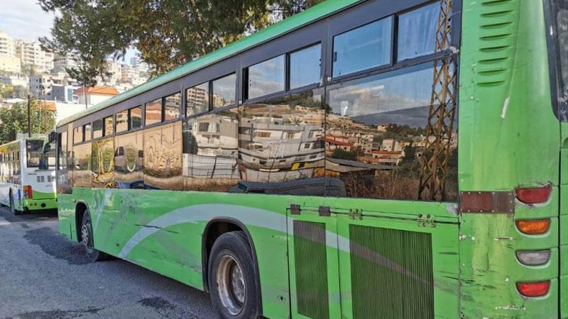أكبر دفعة من النازحين السوريين تغادر لبنان اليوم