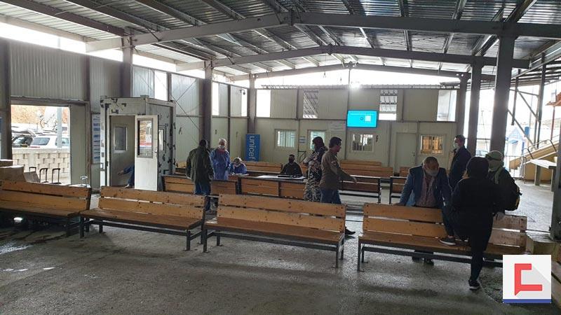 معبر المصنع مفتوح أمام العائدين من سوريا.. ووزارة الصحة تشرف على الإجراءات الوقائية