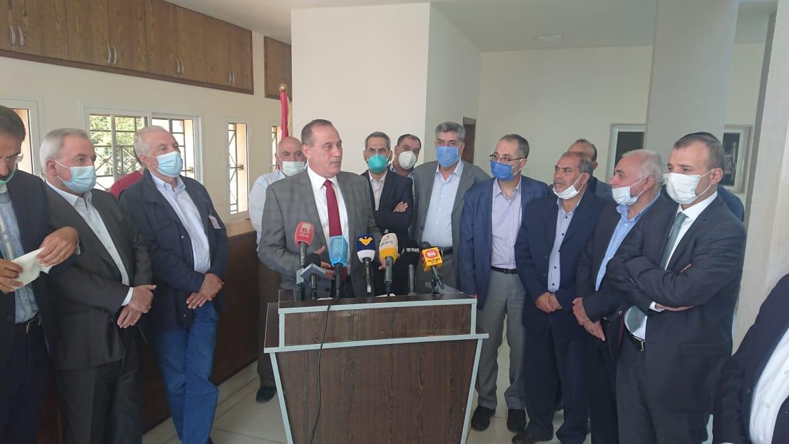 وزيرا الصناعة والصحة يحطان في الهرمل والبقاع الشمالي