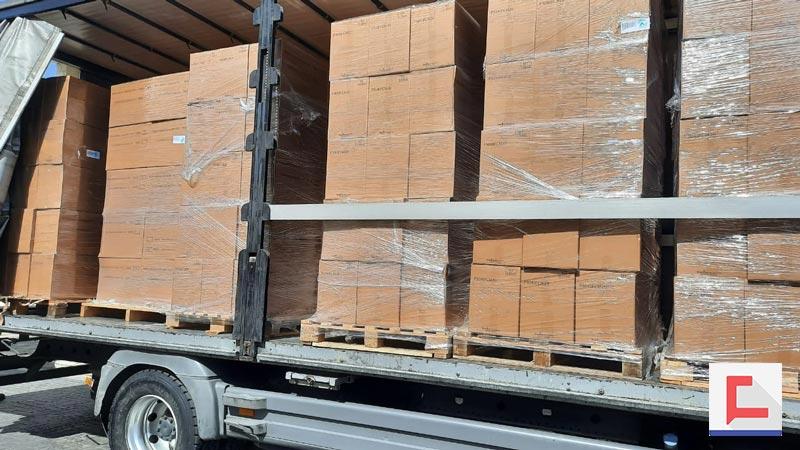 وزارة الصحة تتسلم مليون كمامة لتوزيعها مجانًا