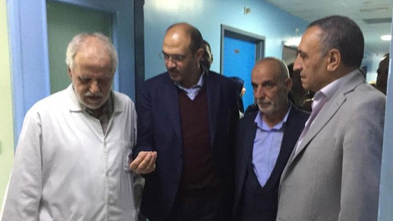 """وزير الصحة يجول بقاعًا لتشديد اجراءات الوقاية من """"كورونا"""""""