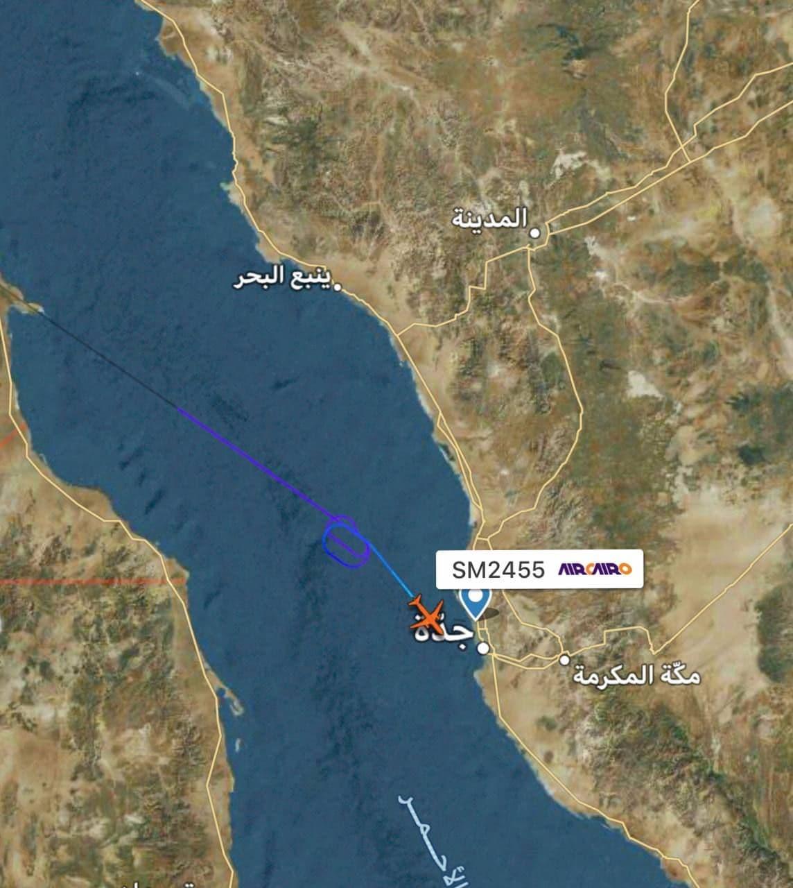 السعودية: ماذا حصل في مطار جدة؟
