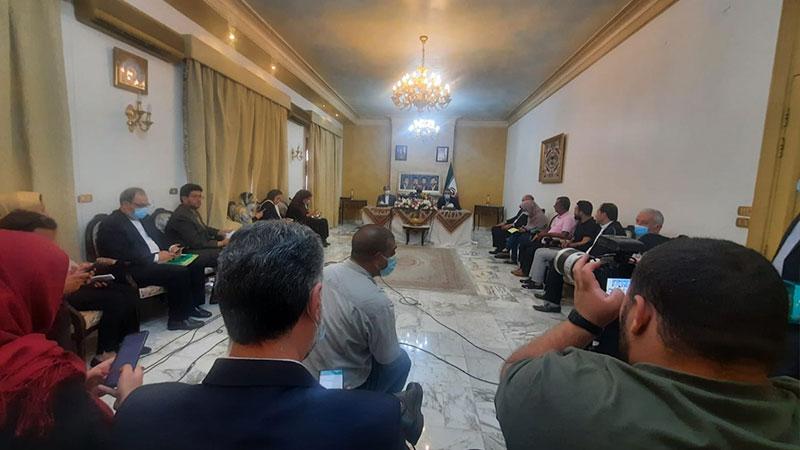 عبد اللهيان في ختام زيارته لبيروت: مشتقات نفطية ومترو أنفاق ومعملا كهرباء للبنان